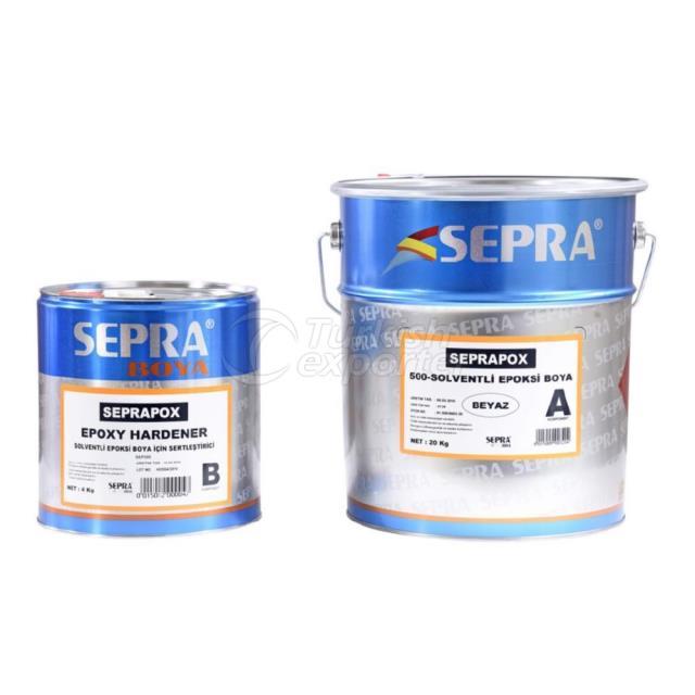 Solvent Epoxy Paint Seprapox