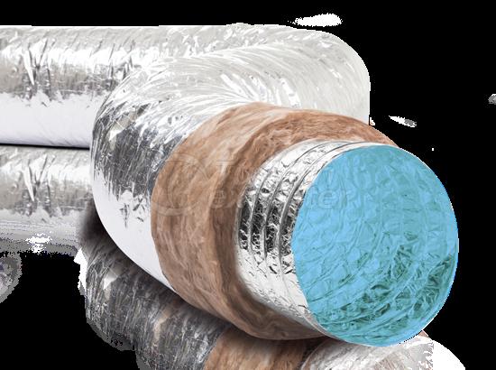 Anti-Microbial Flexible Air Duct