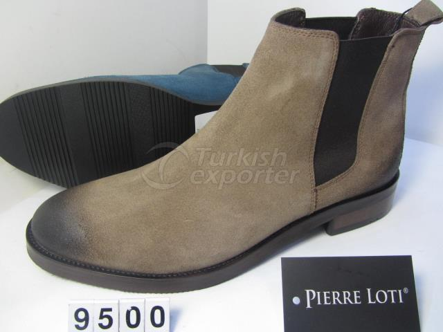 9500 Leather Shoes