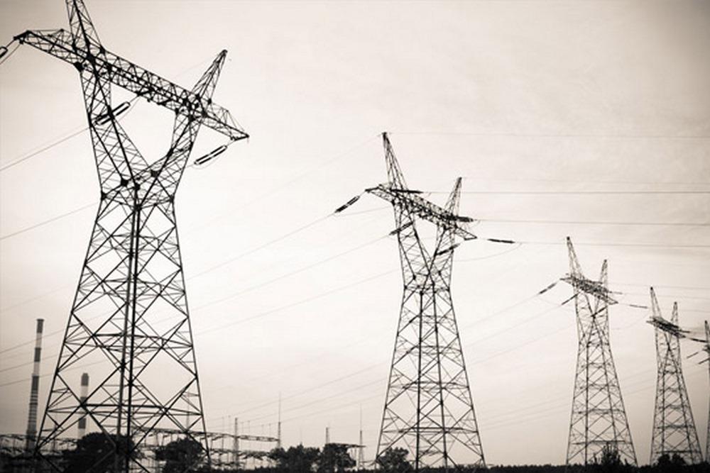 154kw Energy Transmission Line Poles