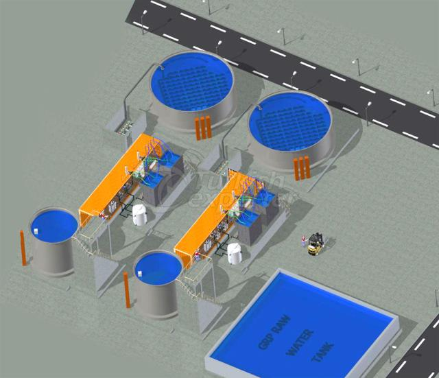 Waste Water Treatment - MBR Systems