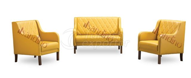 Elit Sofa Set