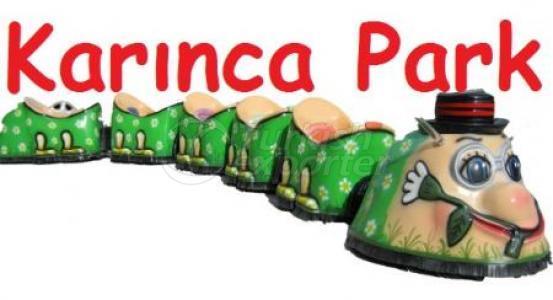 Caterpillar Train