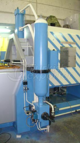 Hot Cabin Metal Injection UPH160