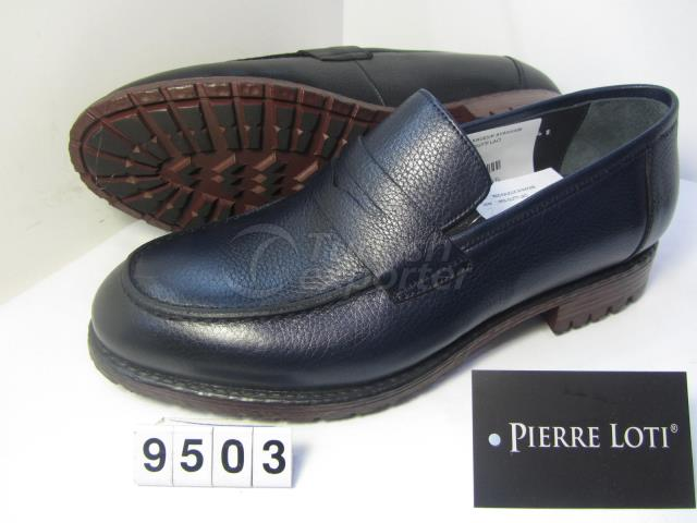 9503 Leather Shoes