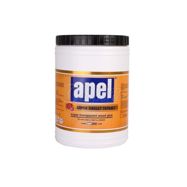 Super Transparent Wood Glue
