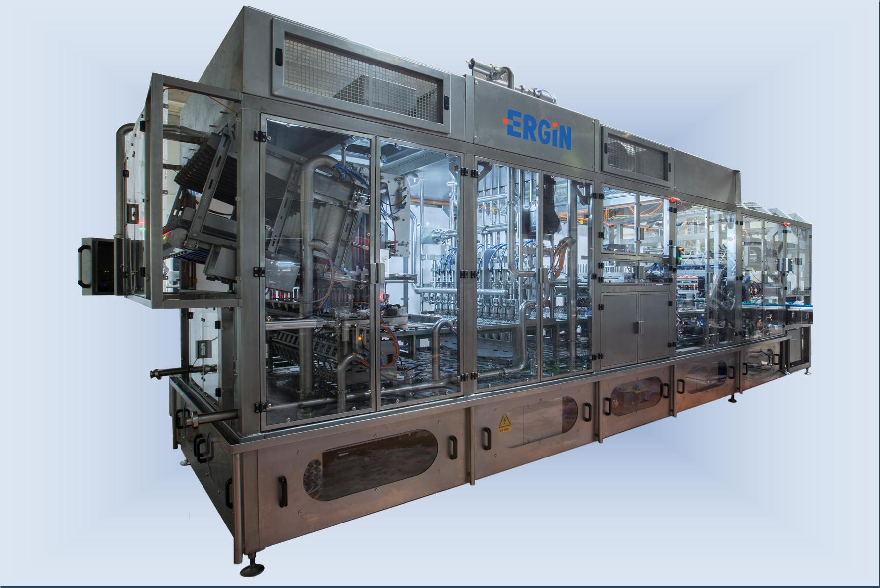 Linear Machine - FILL-IZ 20