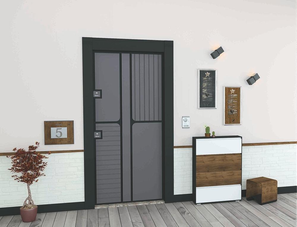 Steel Doors Platinum Infinite