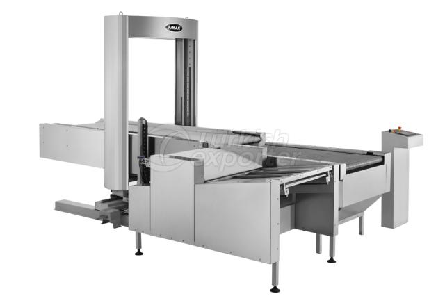 Robot de chargement-déchargement de la pâte