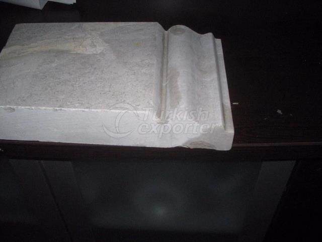Perfil de mármore