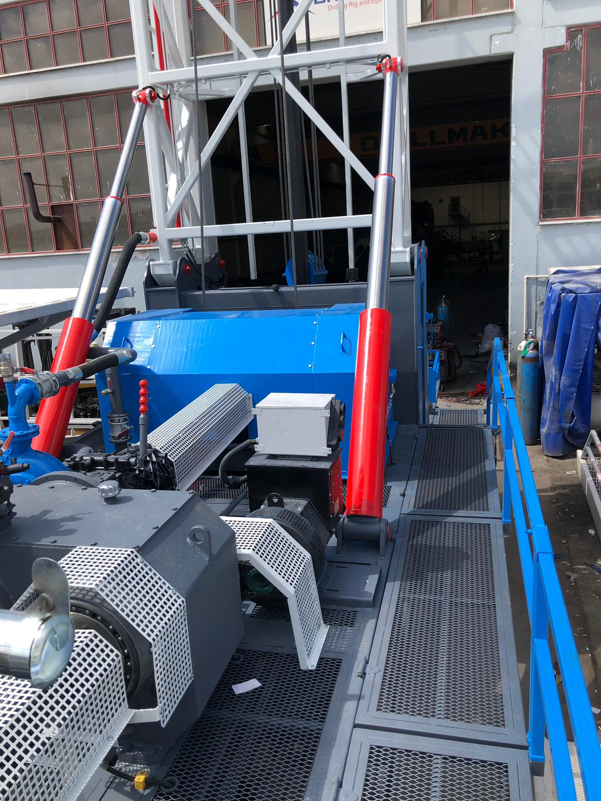 Water Drilling Equipment