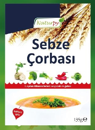 Naturpy Vegetable Soup