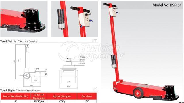 Hydraulic Garage Car Lifters