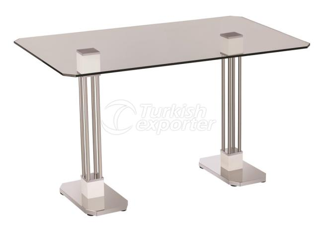 MSS-CPRC-GLS-Table Glass top120x70