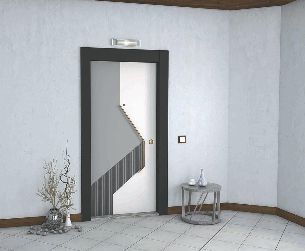 Steel Door Special Rise