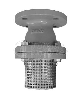 Foot Valve with Strainer 135