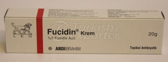 FUCIDIN 2% CREAM 20 GR