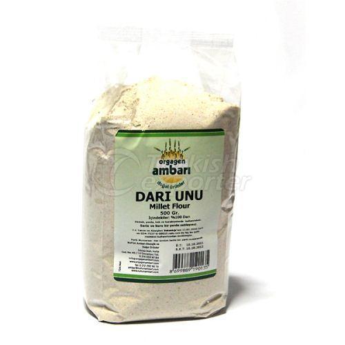 Millet Flour 500 Gr