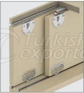 Sliding Light Duty Door System M03 6510
