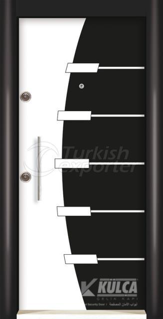 S-5004 ( HIGH STEEL DOOR