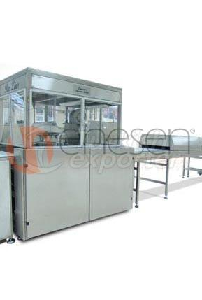 chocolate enrobing machine CCE 600