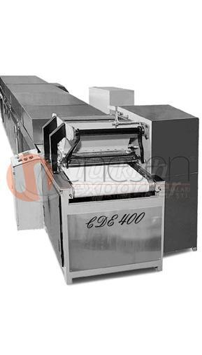 chocolate drop machine CDE 400