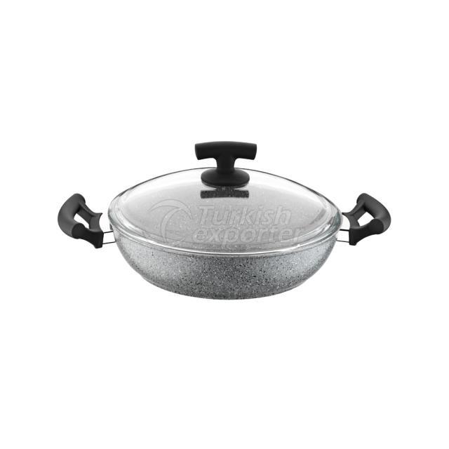 26 cm Low Pot