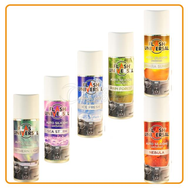 Auto Silicone Perfumed