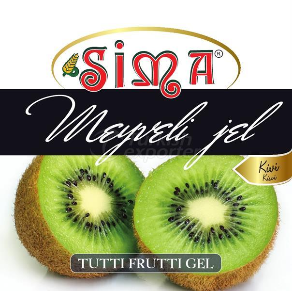 Kiwi Gel Frutado