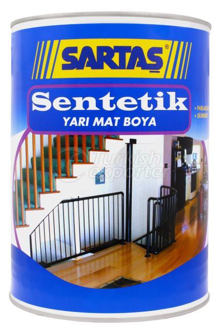 Sartas Synthetic Semi Matte Paint