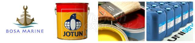 Paints - Chemicals