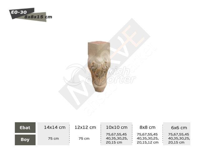 الساقين المنحوتة - EO-30