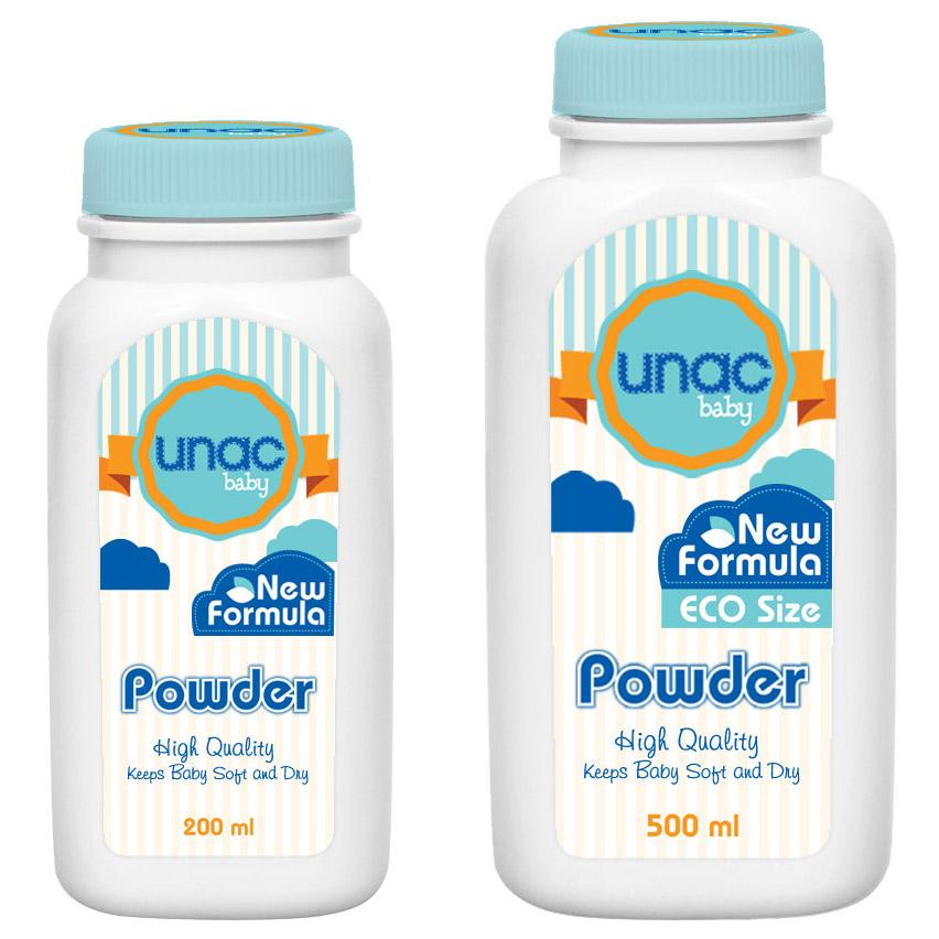 Unac Baby Powder