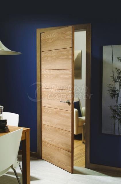 GP102 Wood Coated Doors