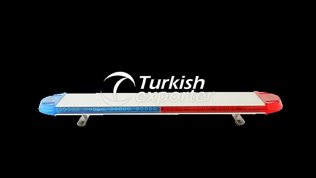 T Lightbars modelo