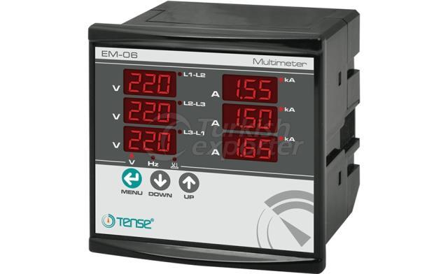 Digital Measuring Instruments EM-06