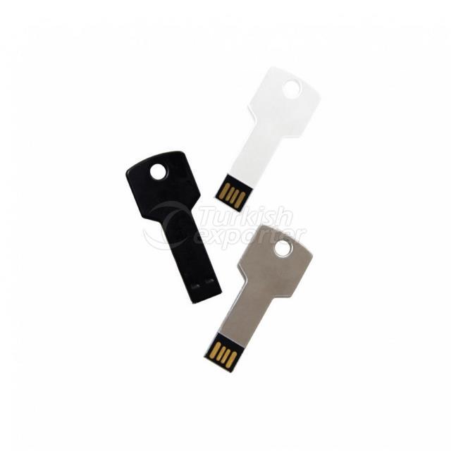Key Shaped USB Memory