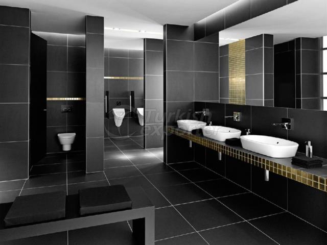 School Concept-Wash Basins