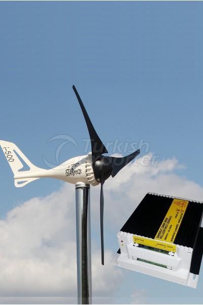 500w ветряных турбин заряда