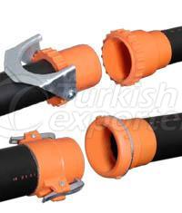PE Sprinkler Pipes and Accessorie
