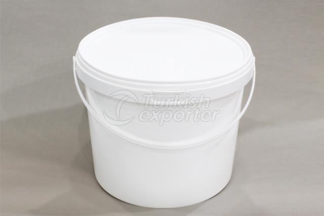 BK7 1090-4 plastic container