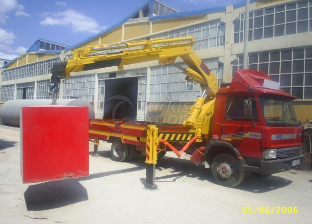 FOULDING MOBILE CRANE S18000