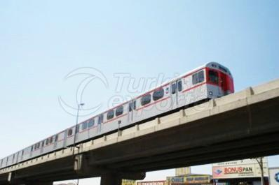 Ankara 3rd Stage Subway Project, Design of V2 Viaduct