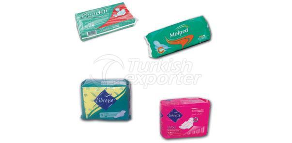 Baby Diaper-Pad Packaging