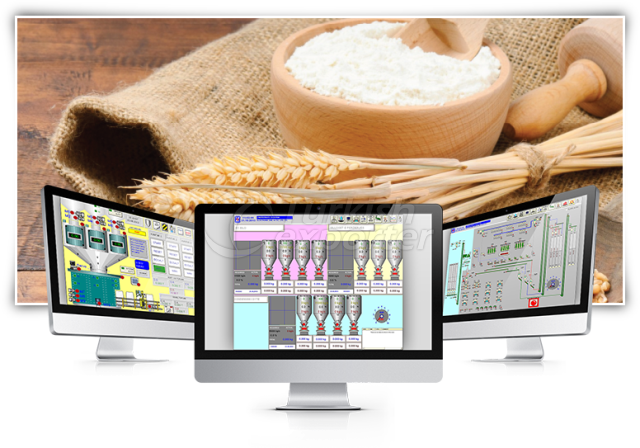 Automation Systems for Flour-Semolina