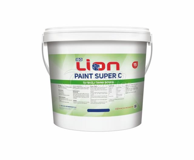 Isolion Paint Super C Water Based Ceiling Paint