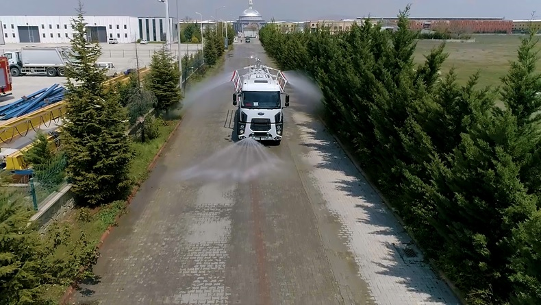 Truck Mounted Irrigation Systems
