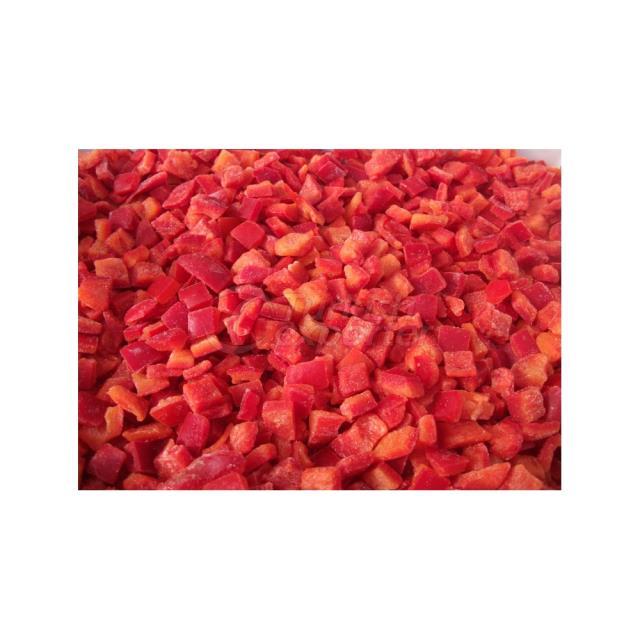 Red Cube Pepper