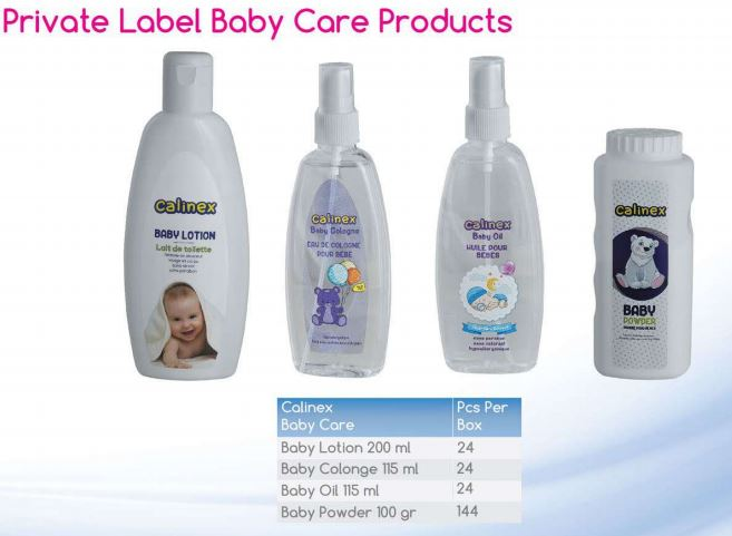Baby Products - Calinex