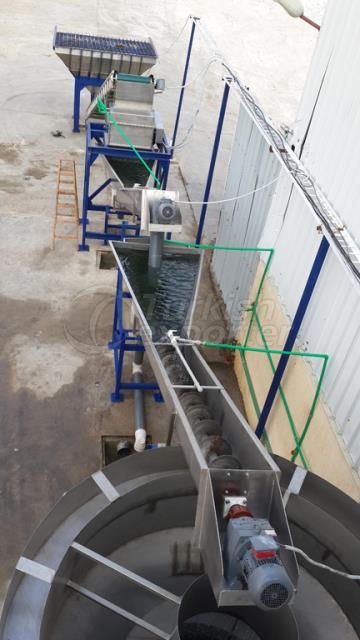 Pvc Washing Helix